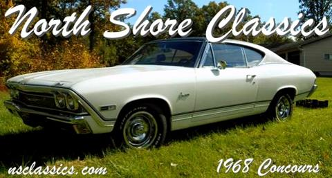 1968 Chevrolet Chevelle for sale in Mundelein, IL
