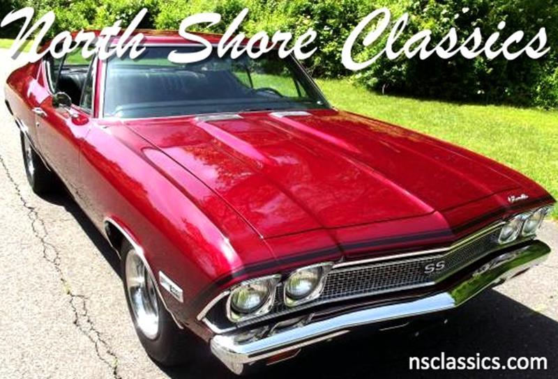 1968 Chevrolet Chevelle 1
