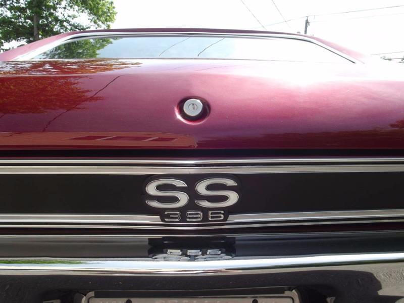 1968 Chevrolet Chevelle 15