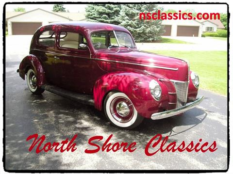 1940 Ford Deluxe for sale in Mundelein, IL