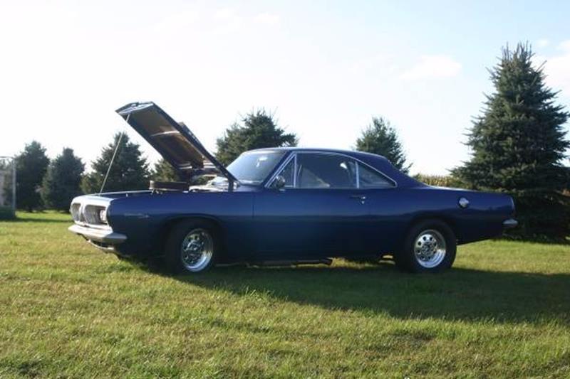 1967 Plymouth Barracuda / Cuda 2
