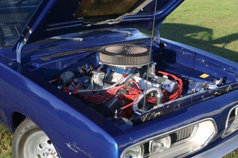 1967 Plymouth Barracuda / Cuda 9