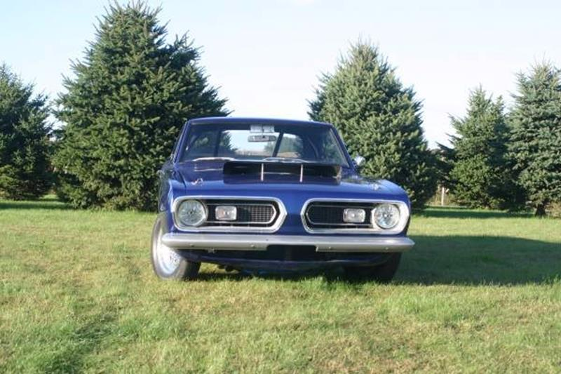 1967 Plymouth Barracuda / Cuda 3