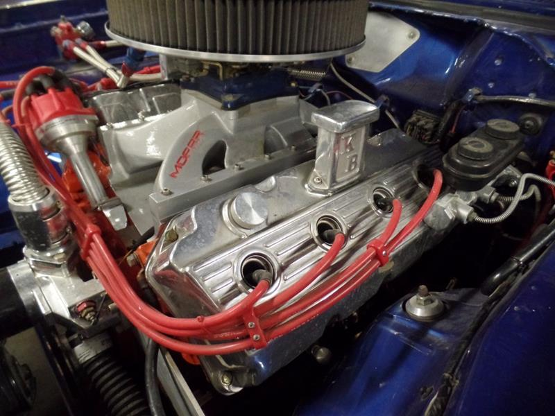 1967 Plymouth Barracuda / Cuda 27
