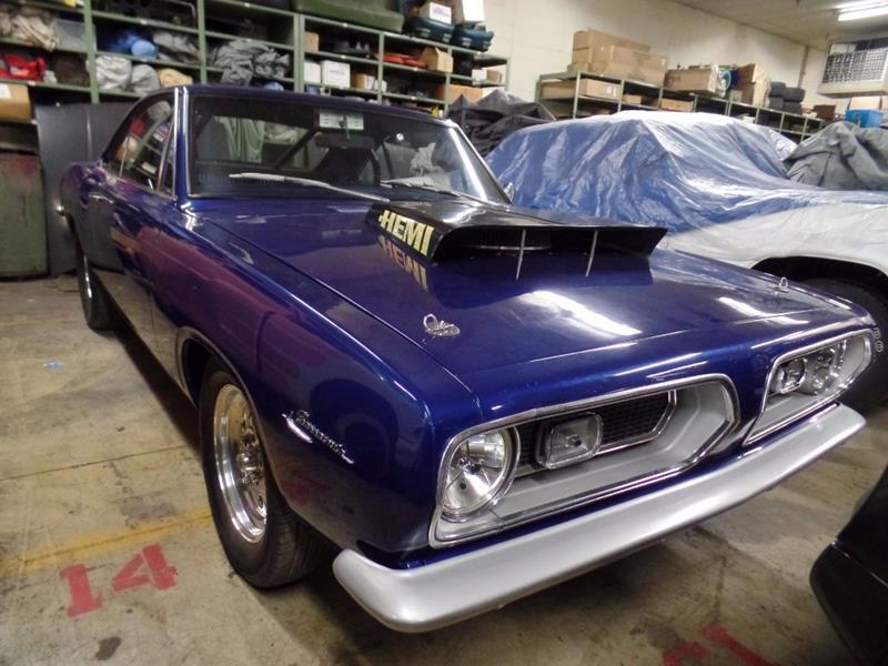 1967 Plymouth Barracuda / Cuda 13