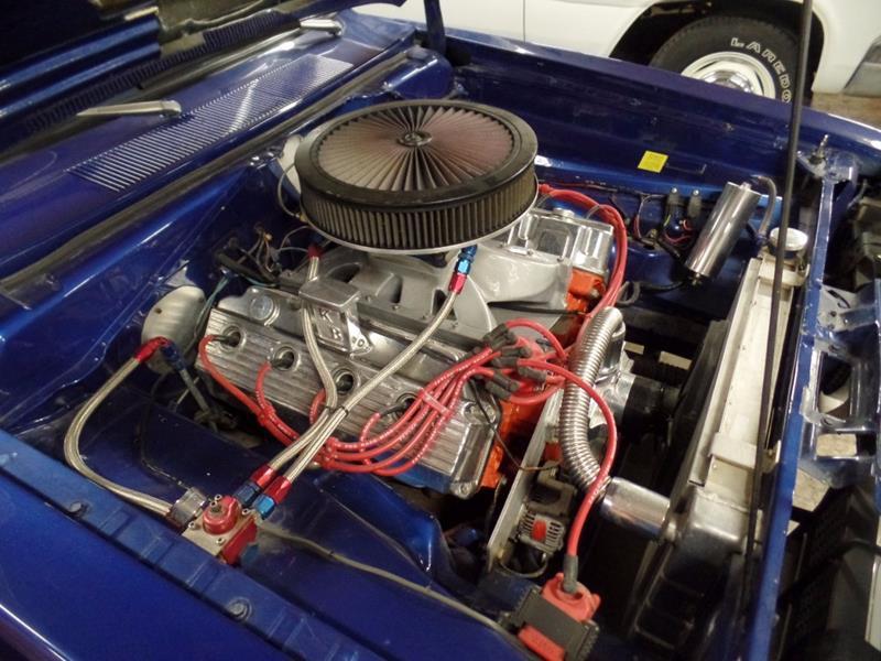 1967 Plymouth Barracuda / Cuda 29