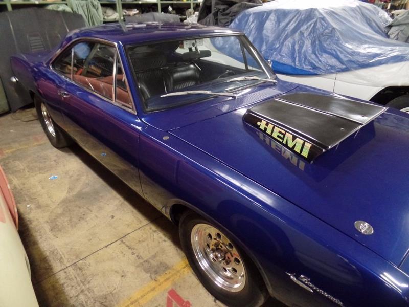 1967 Plymouth Barracuda / Cuda 15