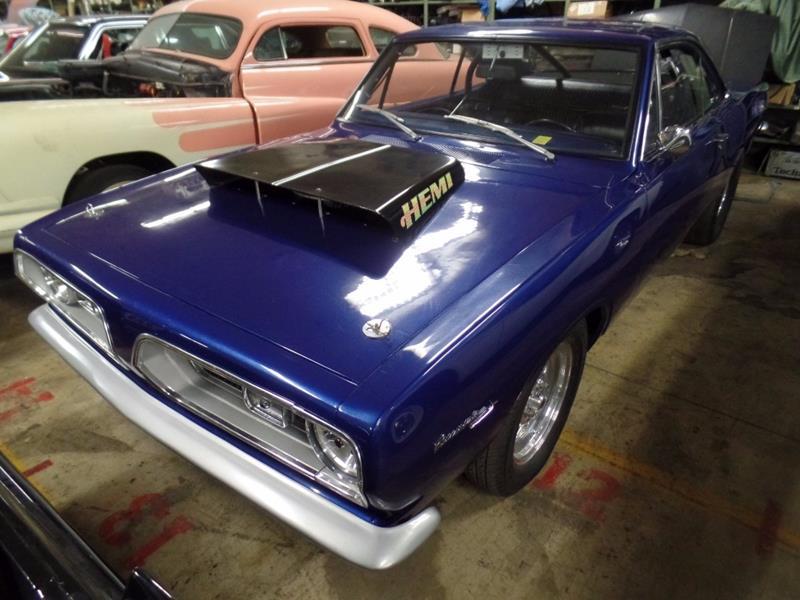 1967 Plymouth Barracuda / Cuda 18