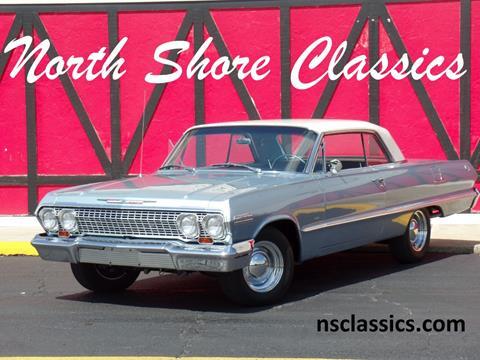 1963 Chevrolet Impala for sale in Mundelein, IL