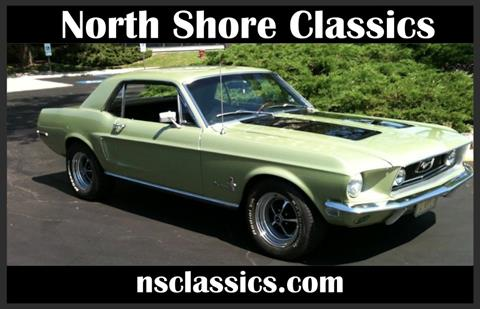 1968 Ford Mustang for sale in Mundelein, IL