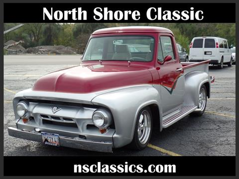 1954 Ford F-100 for sale in Mundelein, IL