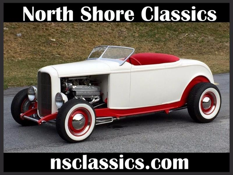 1932 Ford Roadster CONVERTIBLE HI BOY OHV 401 BB NAILHEAD HIGHLY For ...