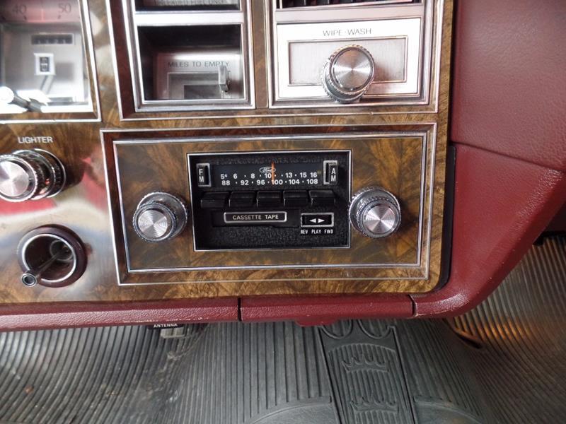 1979 Lincoln Continental 23