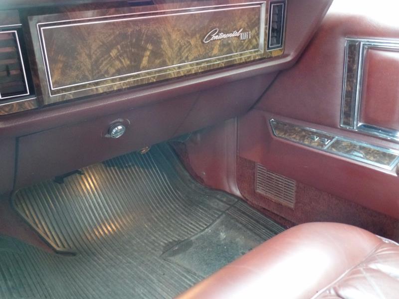 1979 Lincoln Continental 18