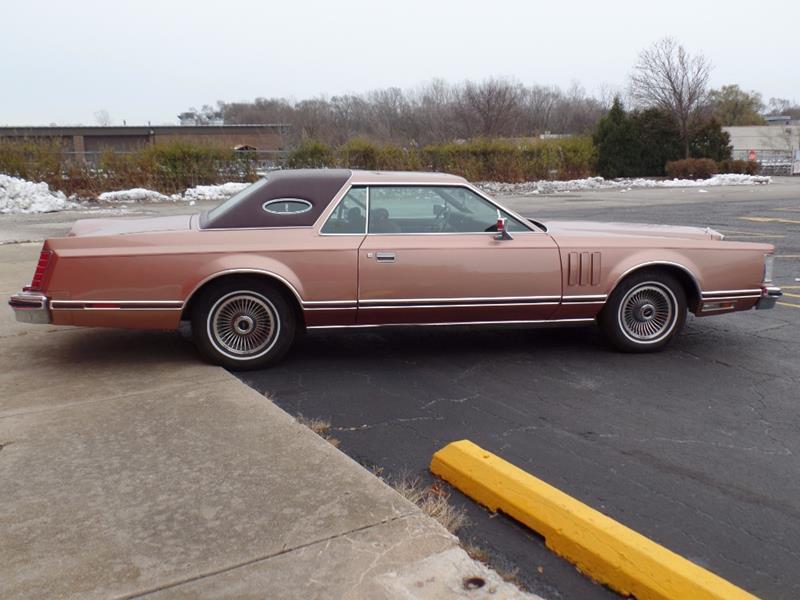 1979 Lincoln Continental 7