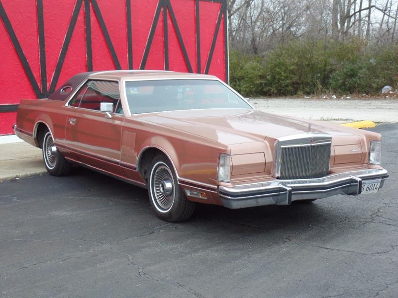 1979 Lincoln Continental 9