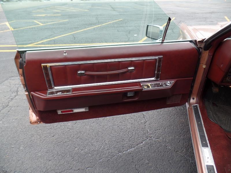 1979 Lincoln Continental 16