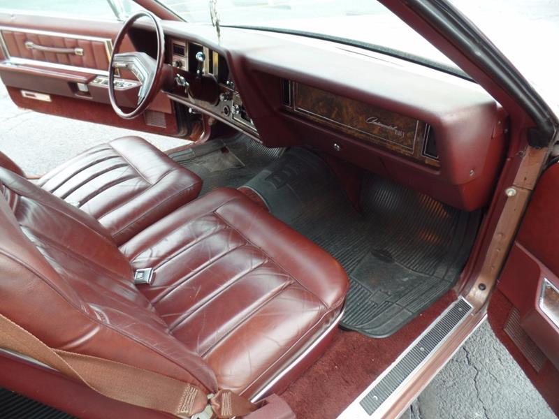 1979 Lincoln Continental 25