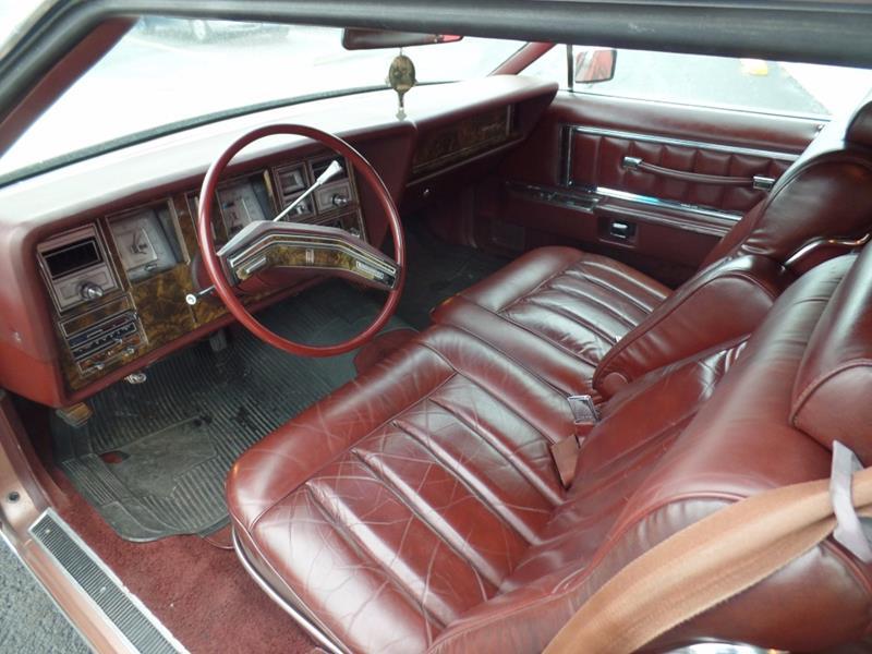 1979 Lincoln Continental 11
