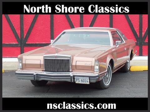 1979 Lincoln Continental for sale in Mundelein, IL