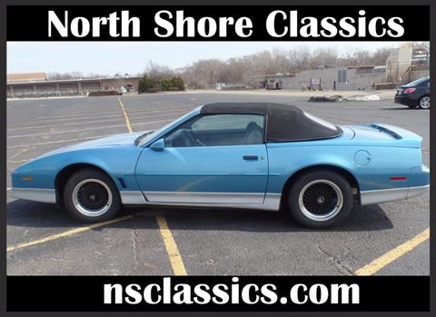 1988 Pontiac Firebird for sale in Mundelein, IL