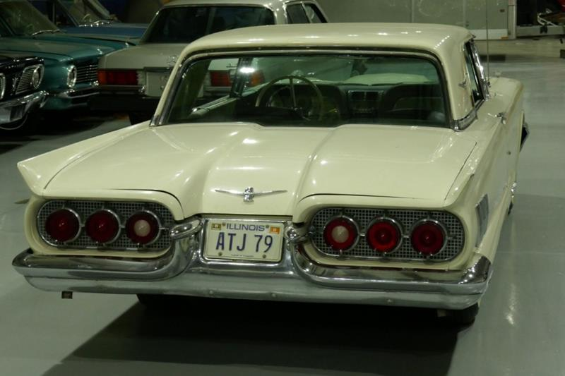 1960 Ford Thunderbird 16