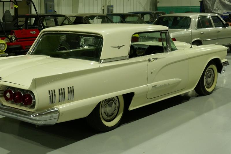 1960 Ford Thunderbird 2