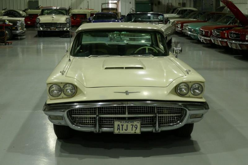 1960 Ford Thunderbird 6