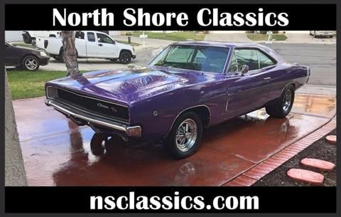 1968 Dodge Charger for sale in Mundelein, IL