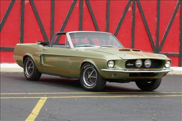 1967 ford mustang mustang cobra supercharged newly restored tribute - Old Ford Mustang Muscle Cars