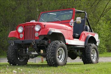 1980 Jeep CJ-5 for sale in Mundelein, IL
