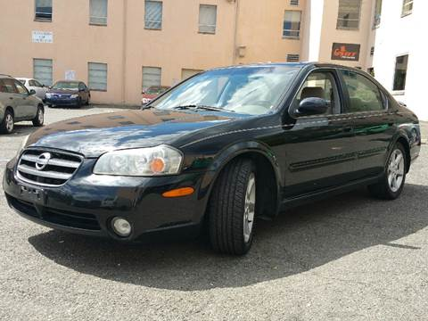 2003 Nissan Maxima for sale at Alexandria Auto Sales in Alexandria VA