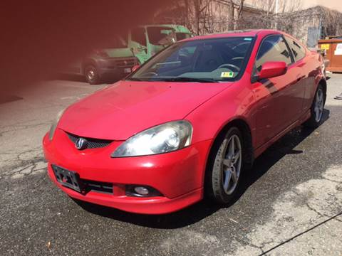 2006 Acura RSX for sale at Alexandria Auto Sales in Alexandria VA