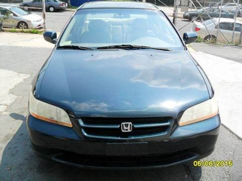 1999 Honda Accord for sale at Alexandria Auto Sales in Alexandria VA