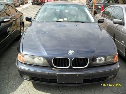 2000 BMW 5 Series for sale at Alexandria Auto Sales in Alexandria VA