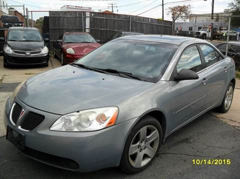 2007 Pontiac G6 for sale at Alexandria Auto Sales in Alexandria VA