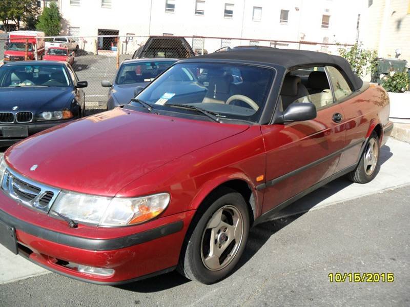 1999 Saab 9-3 for sale at Alexandria Auto Sales in Alexandria VA