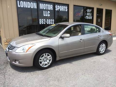 2012 Nissan Altima for sale at London Motor Sports, LLC in London KY