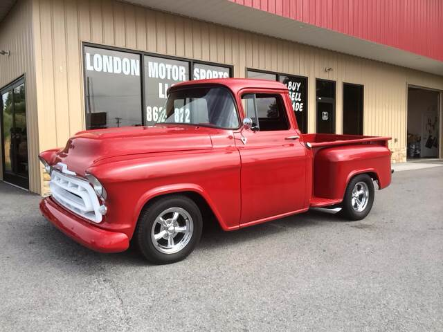 1957 Chevrolet 3100 for sale at London Motor Sports, LLC in London KY