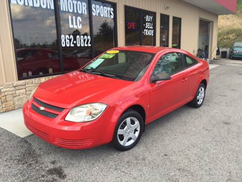 2008 Chevrolet Cobalt for sale at London Motor Sports, LLC in London KY