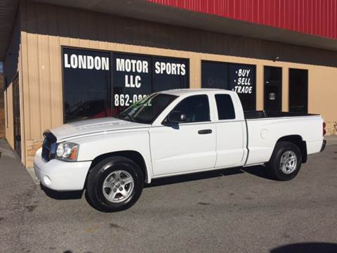 2006 Dodge Dakota for sale at London Motor Sports, LLC in London KY