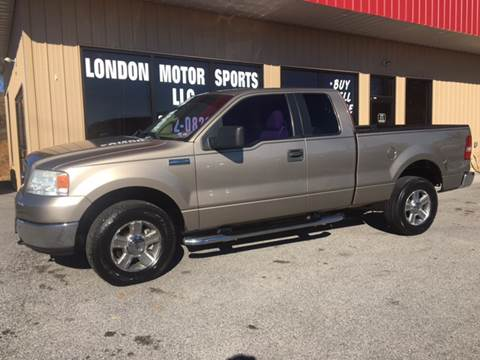 2005 Ford F-150 for sale at London Motor Sports, LLC in London KY