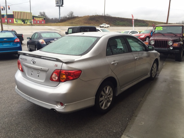 2010 Toyota Corolla S 4dr Sedan 4A - London KY