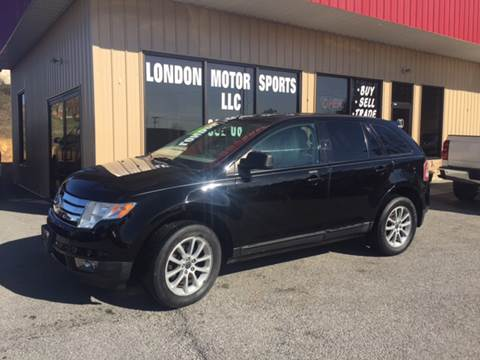 2007 Ford Edge for sale at London Motor Sports, LLC in London KY