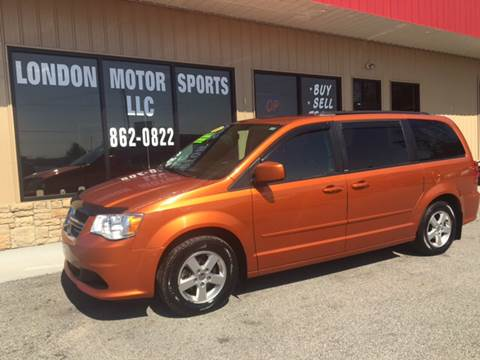 2011 Dodge Grand Caravan for sale at London Motor Sports, LLC in London KY