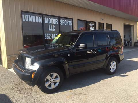 2009 Jeep Liberty for sale at London Motor Sports, LLC in London KY