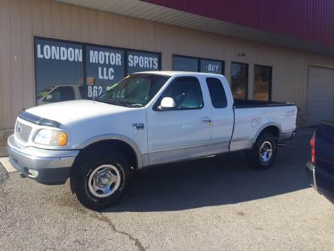 1999 Ford F-150 for sale at London Motor Sports, LLC in London KY