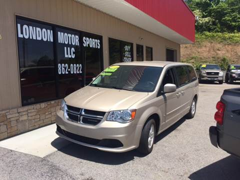 2013 Dodge Grand Caravan for sale at London Motor Sports, LLC in London KY