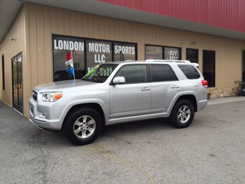 2013 Toyota 4Runner for sale at London Motor Sports, LLC in London KY