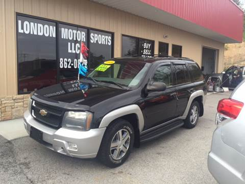 2008 Chevrolet TrailBlazer for sale at London Motor Sports, LLC in London KY